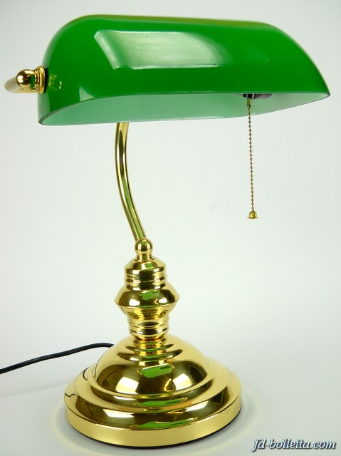 Lampada ministeriale ufficio lm1 fd bolletta lampade for Lampada scrivania ufficio