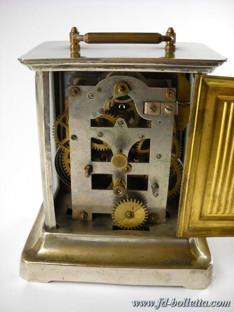 Sveglia antica cappuccina in metallo da tavolo antiche - Ebay lampade da tavolo antiche ...