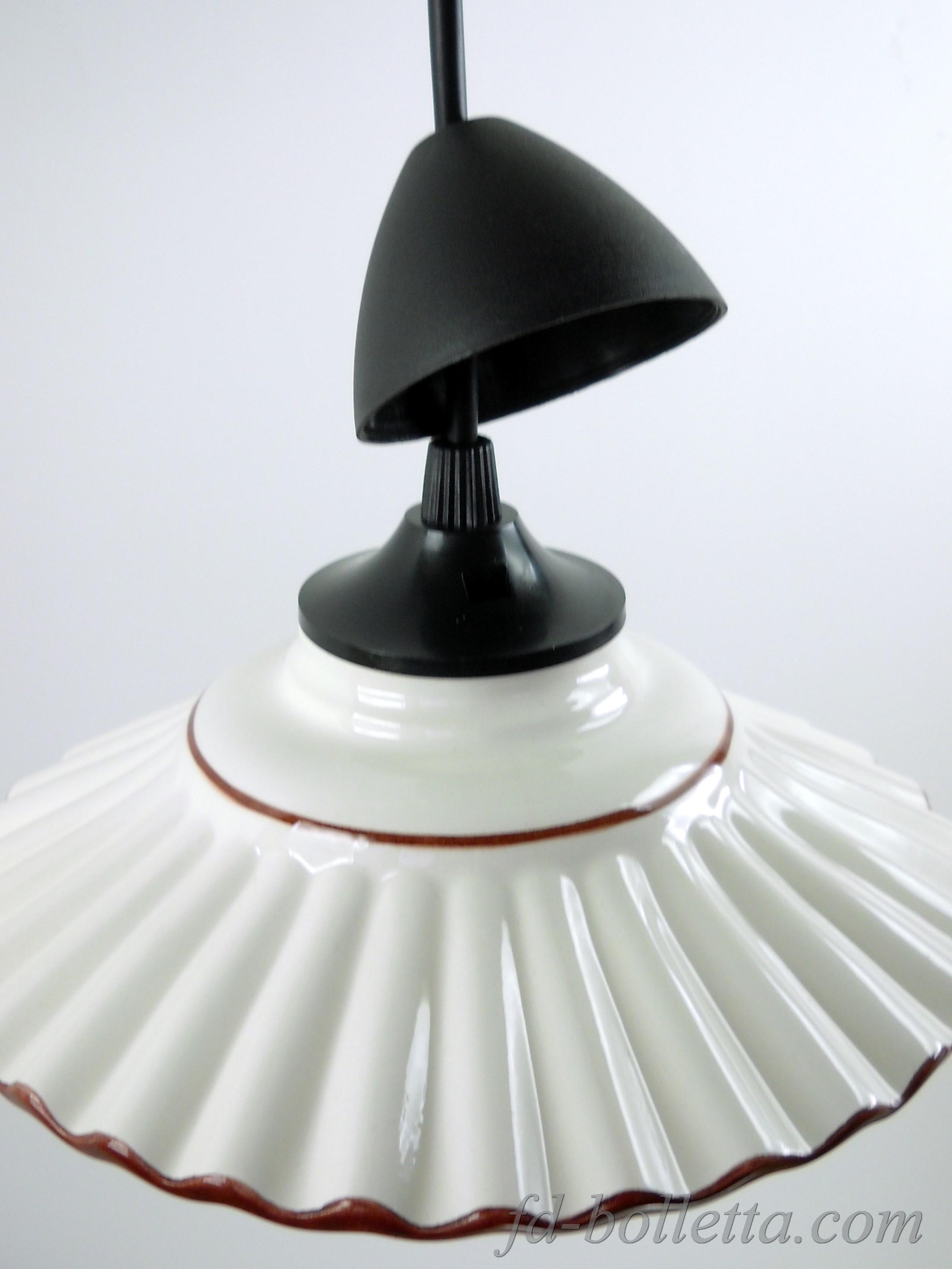 Lampadario design bianco sospensione,lampadari cavo,piatto ...