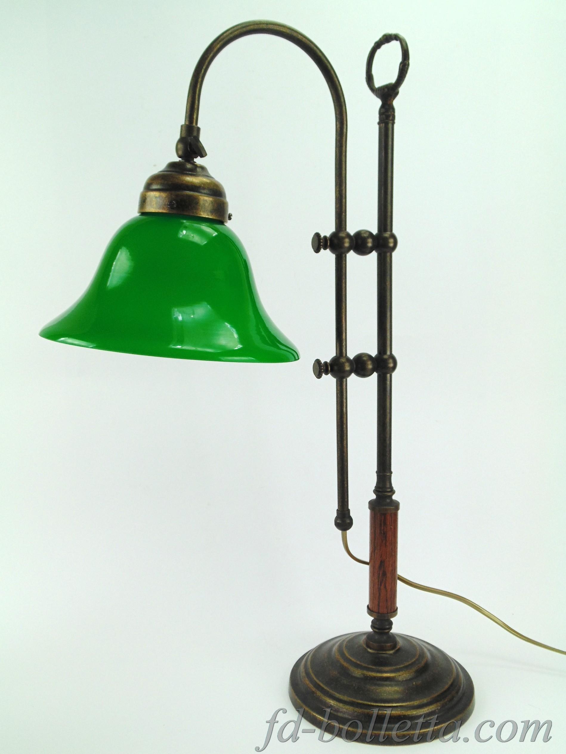 Lampade da tavolo per ufficio gallery of cool moderno led for Migliori lampade da scrivania