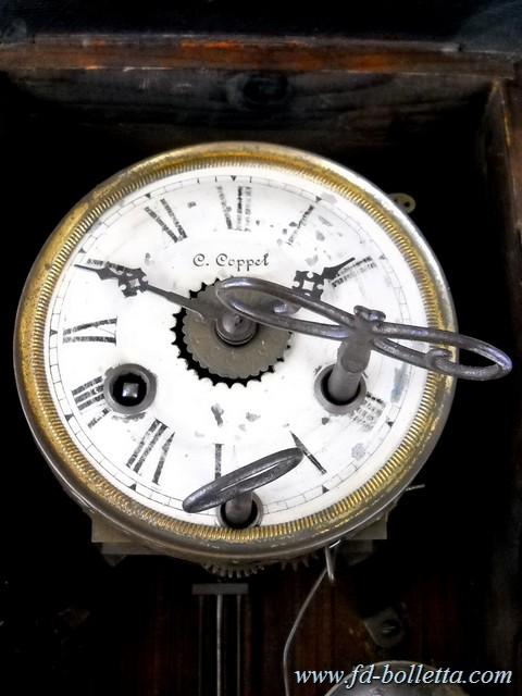 orologi antichi a pendolo su ebay