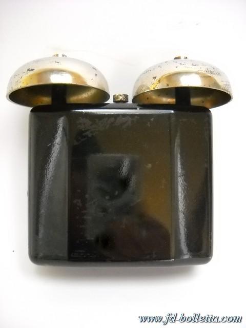 Suoneria supplementare antica vecchia suoneria in metallo - Telefoni a parete ...